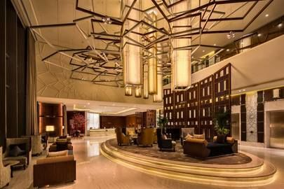 Westin Hotel Singapore-Warren Foster Brown